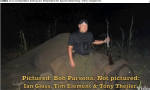 Bob Parsons who shot an elephant in Zimbabwe