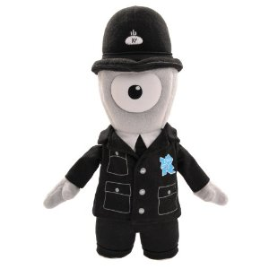 wenlock a policeman